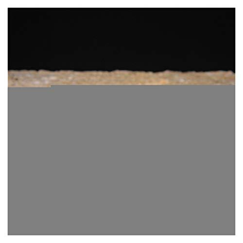 YCSC Pulsera Natural Moonstone Beads Tibetano Buda Pulsera Vintage Chakra Volcánico Lava Piedra Charm Pulsera Hombres Joyería (Length : 23CM, Metal Color : 2)