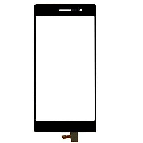 UU FIX Pantalla Táctil LCD Repuesto Para Huawei Ascend P7(Negro) Touchscreen Digitalizador Con Herramientas Gratuitas de Reparación(No LCD).