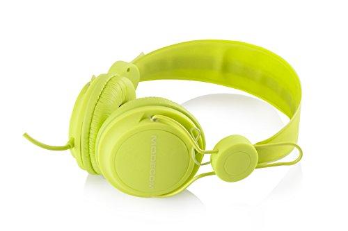MODECOM 00066 Kopfhörer mit Mikrofon MC-400 Fruity grün