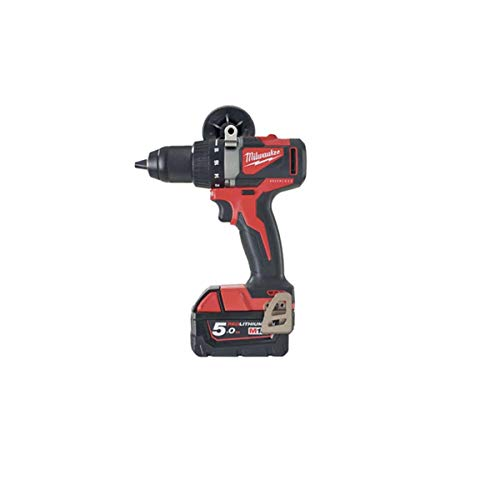 Milwaukee Schlagbohrmaschine 18 Volt 5,0Ah Brushless Koffer HeavyDuty