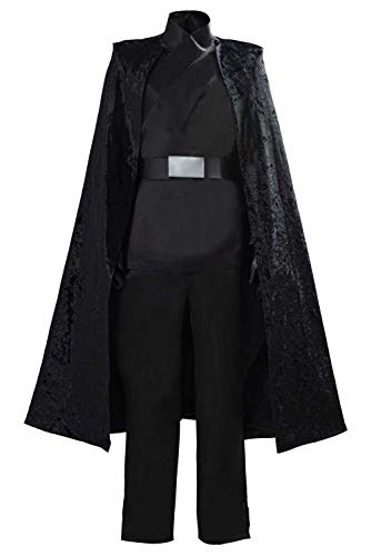 Fortunezone Star Wars 9 The Rise of Skywalker Darth Sidious Sheev Palpatine Der Imperator Cosplay Kostüm L