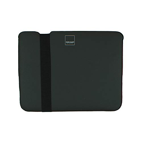 Acme Made Skinny Sleeve XXS, Ultra-dünne Tablet- und Notebookhülle, 11-12 Zoll, Neopren, schwarz