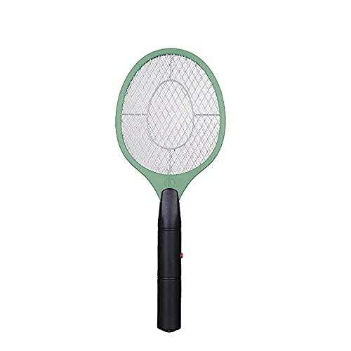 GSDJU Elettrico Zanzariera Killer Batteria Cordless Potenza Elettrica Zanzara Swatter Bug Zapper Racchetta Insetti Killer Casa Bug Zappers
