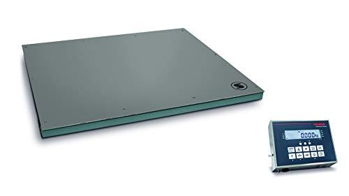 SOEHNLE PROFESSIONAL Báscula des Suelo 7783.23 Max. 600 | 1500kg - 200 | 500g incluye terminal professional 3025 **Precio especial**
