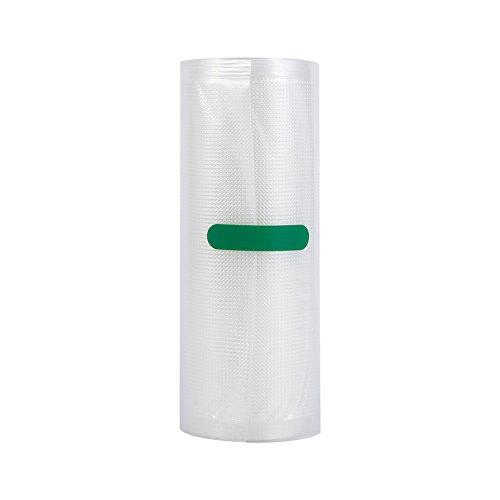 Vacuüm Food Sealer Rolls door Acogedor - Opslag Vriezer Voedsel Saver Roll Tassen voor Vlees, Worst, Groenten, Sous Vide Koken & Meer,3 Maten [Energie Klasse A++] 15 * 500cm