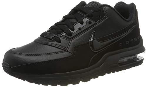 Nike Herren Air Max Ltd 3 Sneaker, Schwarz, 43 EU