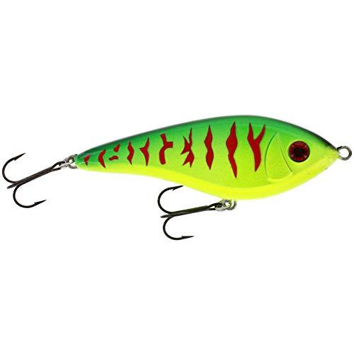 Westin Swim Glidebait 10cm 31g Low Floating Jerkbait, Farbe:Concealed Fish+