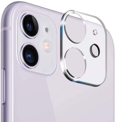 PR Smart iPhone 11 Back Camera Lens Protector Premium Tempered Glass Screen Protector Slim 9H Hard 2.5D