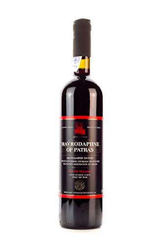 Mavrodaphne Loukatos 15% 750ml Flasche griechischer Süßwein Likörwein