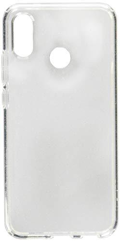 Spigen Liquid Crystal Glitter, Cover Huawei P20 Lite, Luccichio & Bling Bling Sottile Leggero TPU Paillette Silicone Gel - Crystal Quartz