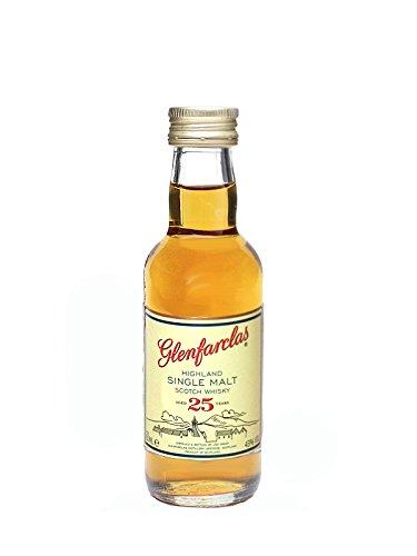 Glenfarclas 25 Jahre Single Malt Whisky 5cl MINIATUR