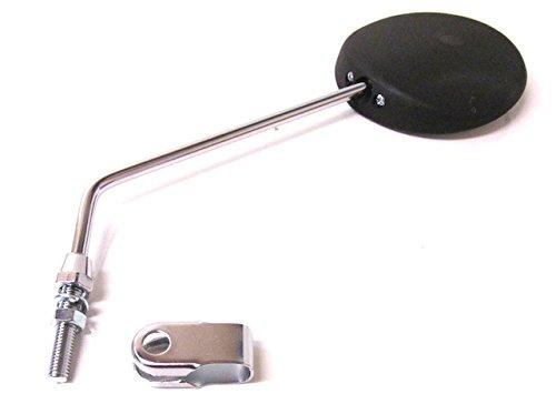 Universal Spiegel links oder rechts mit Lenkerklemme Roller Hercules Zündapp Kreidler Tomos Mofa Moped Mokick