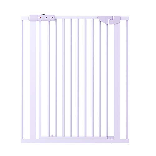 Review Of YYHSND Child Safety Door Pet Fence Protective Isolation Door Heightening Encryption Free P...