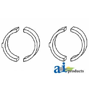 AI Products Washer Set Special sale item Thrust set 4 of Charlotte Mall Allis for Replacement