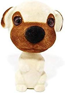 Batty Bargains Lively Bobblehead Mastiff Mutt Dog with Car Dashboard Adhesive