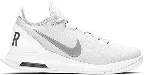 Nike Wmns Air MAX Wildcard HC, Zapatillas Deportivas para Mujer, White/Metallic Silver/White