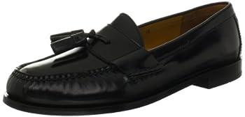 Cole Haan Men s Pinch Tassel Loafer Black 10 D US