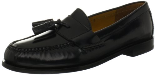 Cole Haan Men's Pinch Tassel Loafer, Black, 9.5 D US