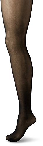 DKNY Women's Comfort Luxe Belly Band Tight, Black, Small