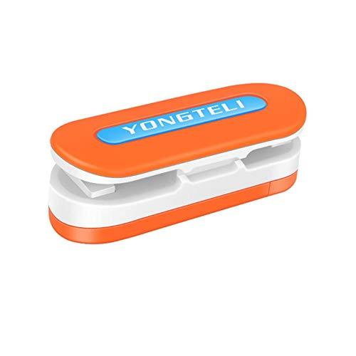 N/N - Dispositivo de soldadura de lámina, mini bolsa, 2 en 1, dispositivo de sellado en...