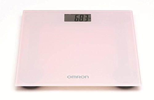 Omron Digitale Personenwaage HN-289-EPK, rosa