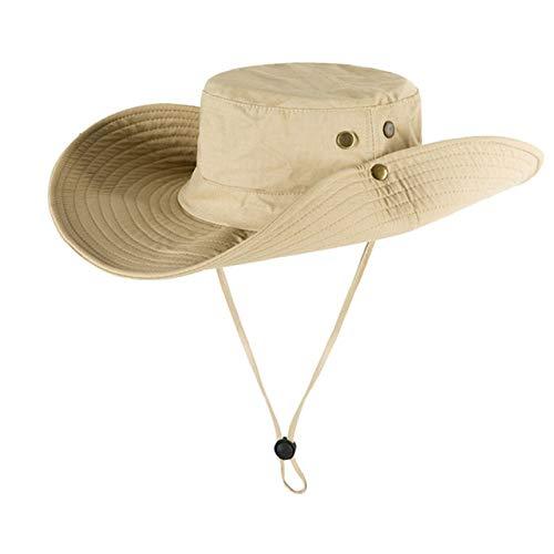 ZFLL Zonnehoed mode mannen vrouwen camouflage emmer hoed cowboyhoed casual reizen outdoor vissen wandelen snapback flat cap