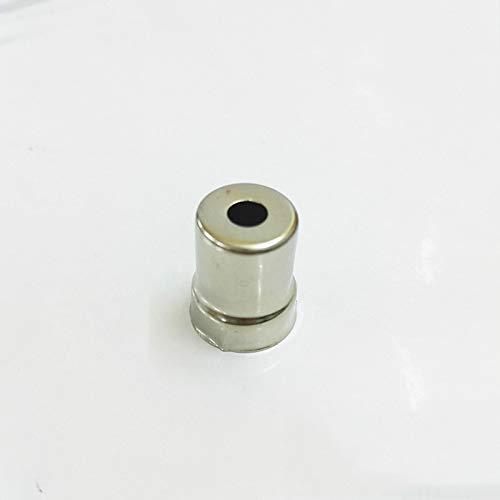 DUDDP Pièces et Accessoires pour Micro-Ondes Casquette en Acier magnétraire Rond pour Four Micro-Ondes 19mm de Long 30 pcs