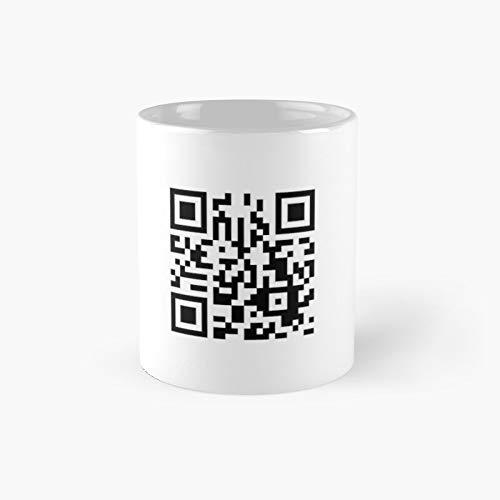Replay Qr Code - Taza clásica   El mejor regalo divertidas tazas de café de 325 ml