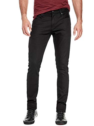GUESS Factory Men's Delmar Slim Straight Jeans