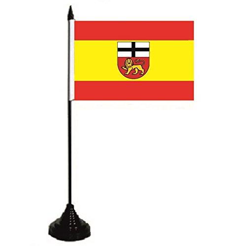 U24 Tischflagge Bonn Fahne Flagge Tischfahne 10 x 15 cm