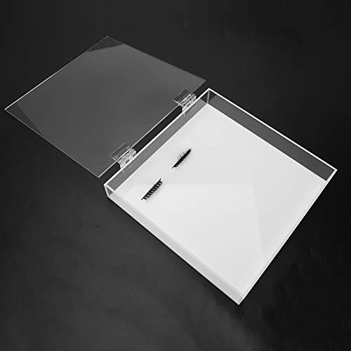 Clean Health Display Box, Wimpernverlängerungswerkzeug, DIY Home Showroom für Acryl Schlafzimmer