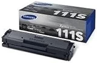 SuppliesOutlet Samsung MLT-D111S Toner Cartridge - Black - Laser - Standard Yield - 1000 Page - 1 / Box
