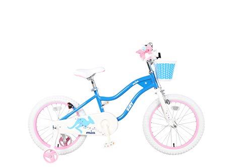JOEY Mia 18 inch Kid's Bicycle, Blue, Children's Bike