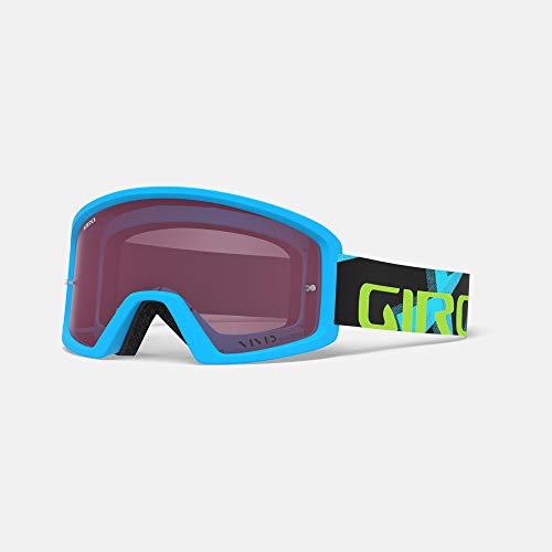 Giro Blok MTB MX Goggle turquoise blauw/zwart 2019