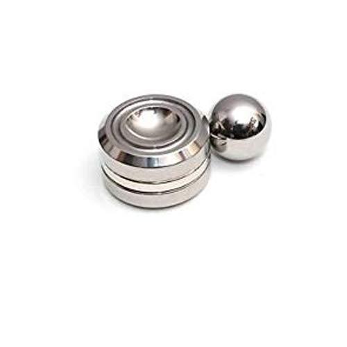 Fidget Spinner-Dito Tappo//tasto centrale x 10-per 608 CUSCINETTO-UK STOCK