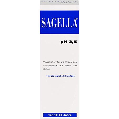 SAGELLA pH 3,5 Waschemulsion, 250 ml