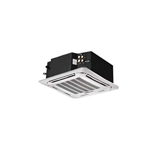 Unidad interior, cassette fancoil Art Flux 360°, modeloMKA-V750R, 84 x 84 x 23 centímetros, color blanco (referencia: MKA-V750R)