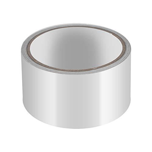Aluminium folie Heat Shield Tape - Lijm Afdichting Tape Thermische Weerstand Kanaal Reparaties Tool voor Thuis Keuken