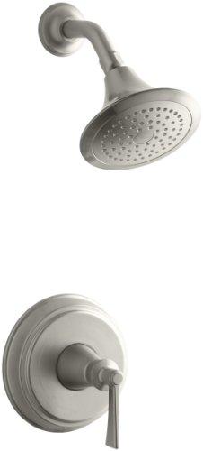 Kohler K-T11078-4-BN Archer Shower Faucet Trim (Vibrant Brushed Nickel)