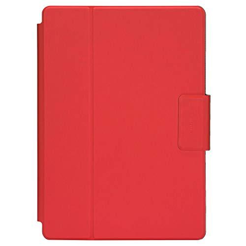 "Targus THZ78503GL Funda para tabletas Safe Fit Universal 9-10.5"" con capacidad de giro de 360° - Rosa"