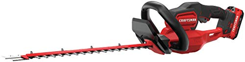 Cheapest Price! CRAFTSMAN V20 Cordless Hedge Trimmer, 22-Inch  (CMCHTS820D1)
