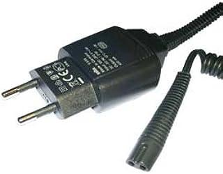 Cable de alimentación de afeitadora Braun. IPX4 para los modelos ...