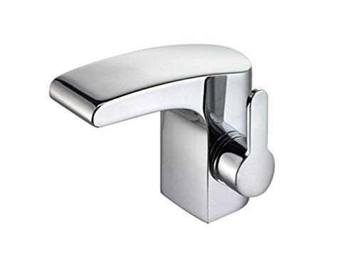 Keuco 51604010100 Elegance Waschtischarmatur ohne Ablaufgarnitur verchromt