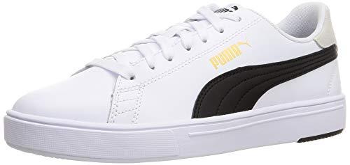 Puma Serve Pro Lite, Zapatillas Deportivas Unisex Adulto, White-PUM, 42.5 EU