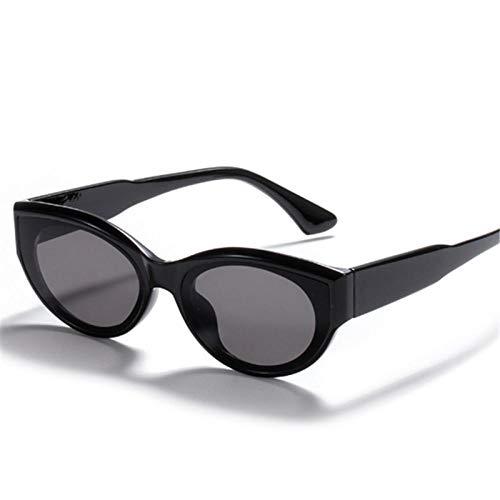 Gafas De Sol Hombre Mujeres Ciclismo Gafas De Sol Vintage para Hombre Y Mujer, Gafas De Sol De Moda, Clásicas, Retro, Rosa, Verde, Gafas, Gafas Femeninas-Black_Sunglasses