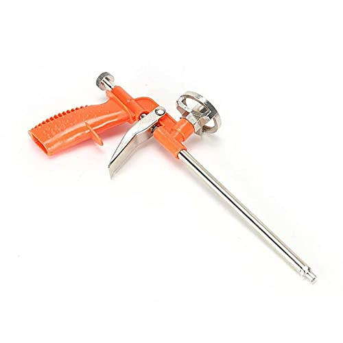 FTING Herramienta aislante del adaptador del aplicador de la PU 2pcs, pistola de espray de expansión de la espuma, dispensación del sellador