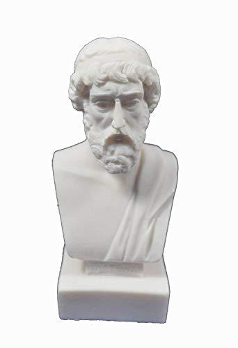 Estia Creations Platón–Estatua Escultura Busto