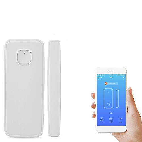 Smart Tür-/Fenster-Alarmsensor, kabellos, Heimsicherheits-Alarmanlage, DIY-Kit für Häuser, Autos, Schuppen, Wohnwagen, Wohnmobile