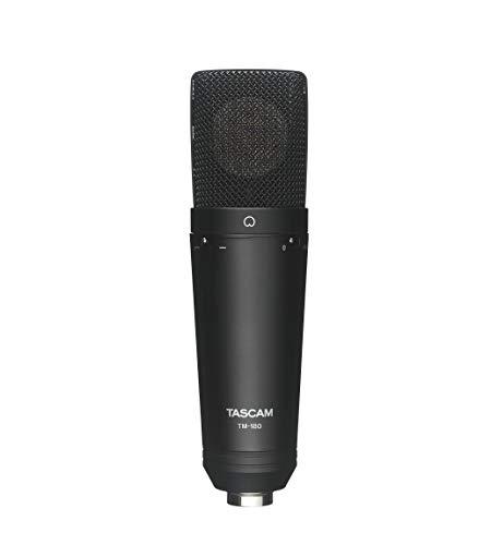 Tascam TM-180 – Large-diaphragm condenser microphone