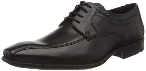LLOYD Herren LADO Uniform-Schuh, SCHWARZ, 43 EU